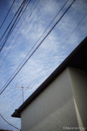 アンテナと空