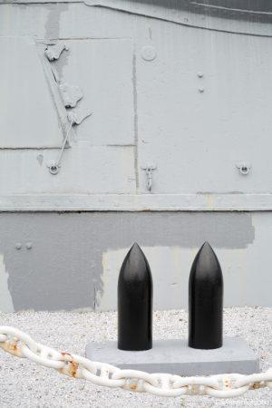 オブジェの砲弾
