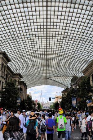 大きな屋根の下