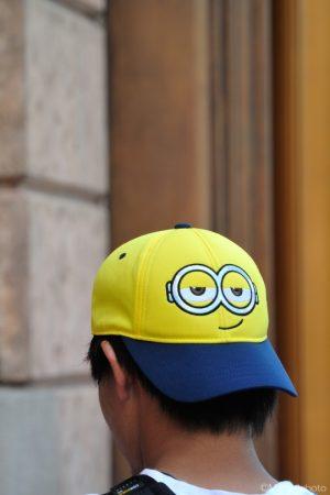 ミニオンの帽子