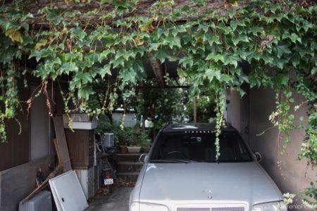 つたのガレージ